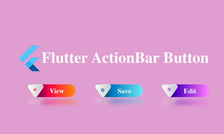 Flutter Floating Action Button Example - FlutterRDart