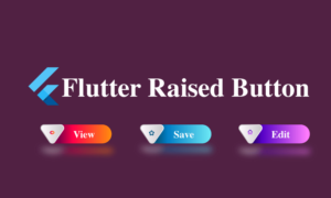 Flutter Hello World Example - FlutterRDart