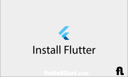 How to Install Flutter - Super Easy - FlutterRDart